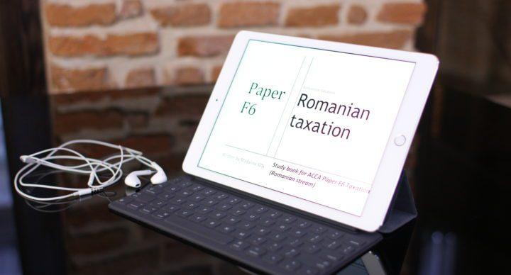 ACCA - Romanian Taxation - Full Course - FS
