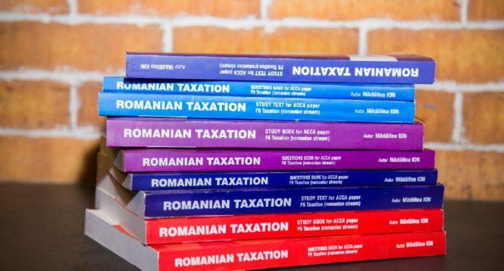 Colectia integrala de cursuri de fiscalitate romaneasca