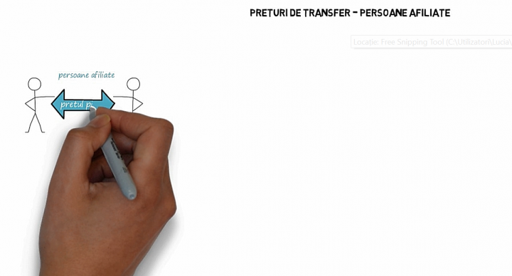 Preturi de transfer – persoane afiliate